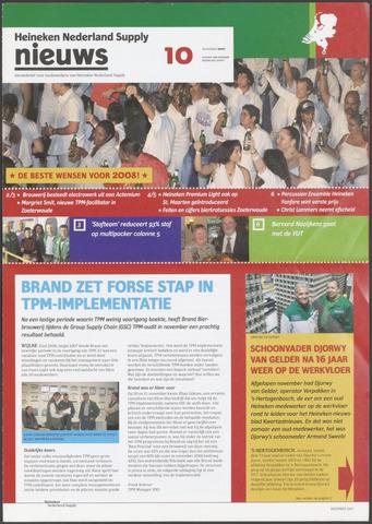 HNL - Supply Nieuws 2007-12-02