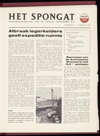 Amstel - Het Spongat 1969-02-06