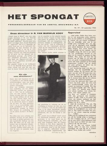 Amstel - Het Spongat 1965-09-23