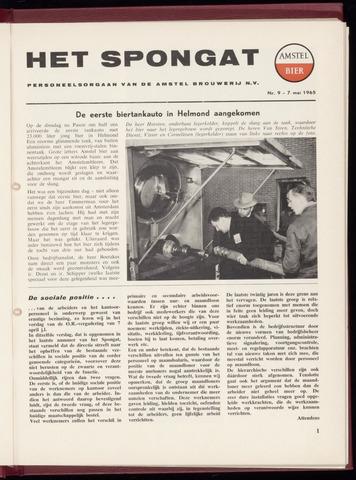 Amstel - Het Spongat 1965-05-07
