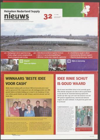 HNL - Supply Nieuws 2009-04-01