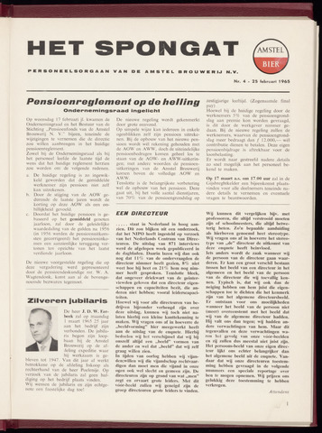 Amstel - Het Spongat 1965-02-25