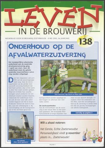 Heineken - Leven in de Brouwerij 2002