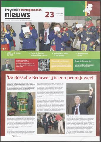 Heineken Brouwerij Nieuws 2006-08-24