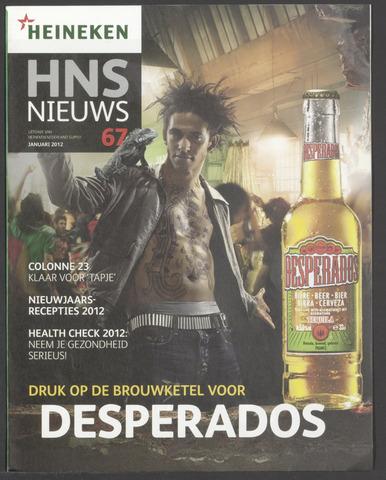 HNL - Supply Nieuws 2012