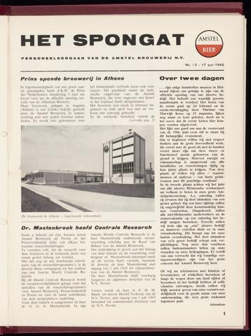 Amstel - Het Spongat 1965-06-17
