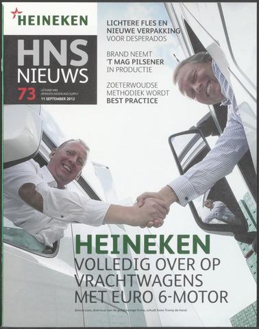 HNL - Supply Nieuws 2012-09-11