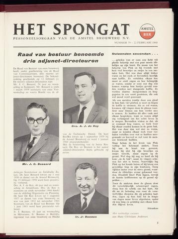 Amstel - Het Spongat 1968-02-22