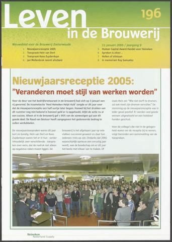 Heineken - Leven in de Brouwerij 2005