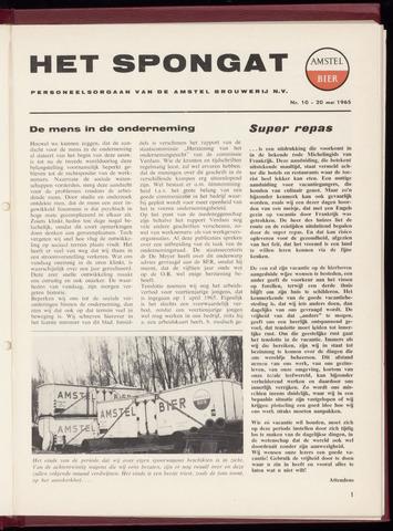 Amstel - Het Spongat 1965-05-20