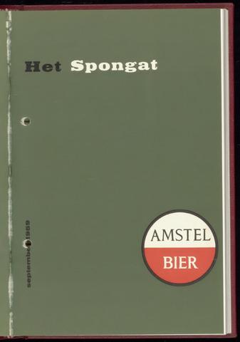 Amstel - Het Spongat 1959-09-01