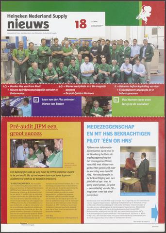 HNL - Supply Nieuws 2008-06-01