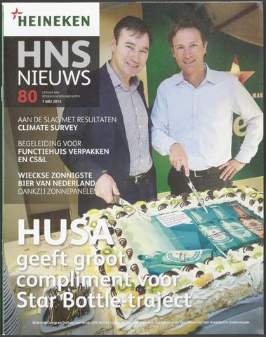 HNL - Supply Nieuws 2013-05-07