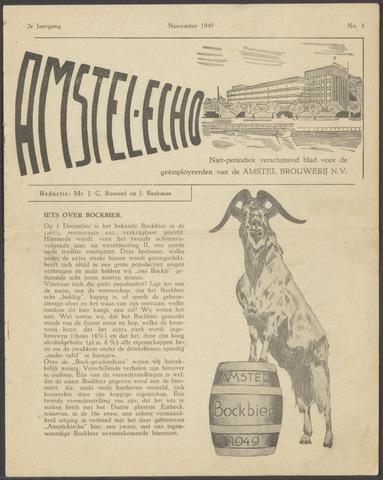 Amstel - Echo 1949-11-01