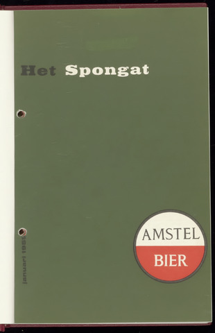 Amstel - Het Spongat 1959-01-08