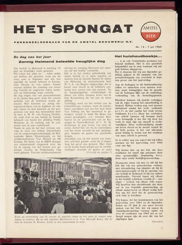 Amstel - Het Spongat 1965-07-01