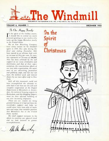 The Windmill 1955-12-01