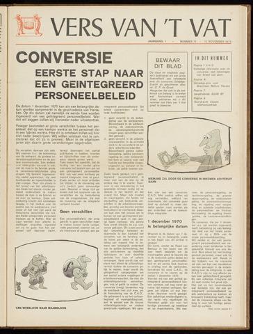 Vers van 't Vat 1970-11-12