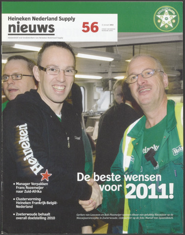 HNL - Supply Nieuws 2011-01-21