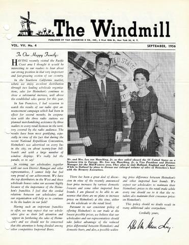 The Windmill 1956-09-01