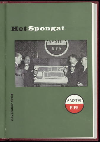 Amstel - Het Spongat 1963-11-01
