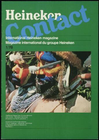 Heineken Contact 1978-01-01