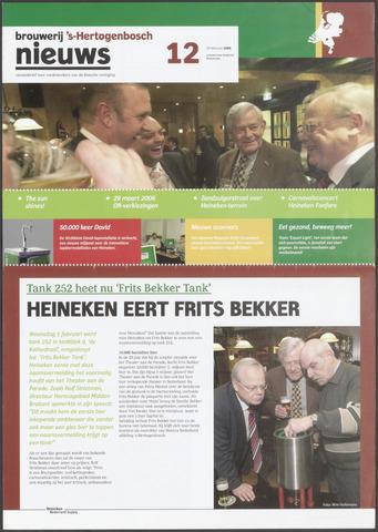 Heineken Brouwerij Nieuws 2006-03-01