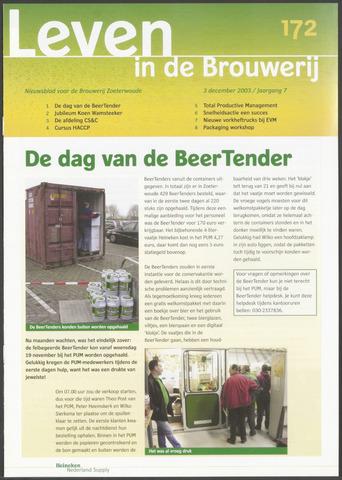 Heineken - Leven in de Brouwerij 2003-12-03