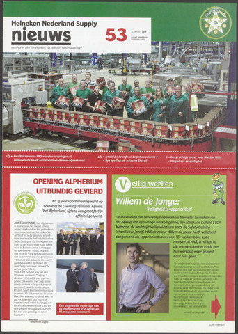 HNL - Supply Nieuws 2010-10-22