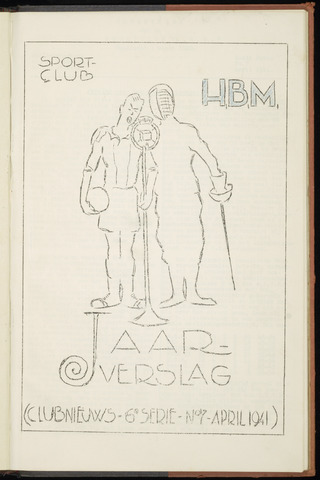 Sportclub H.B.M. Clubnieuws 1941-04-01