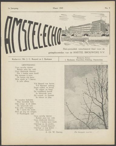 Amstel - Echo 1949-03-01