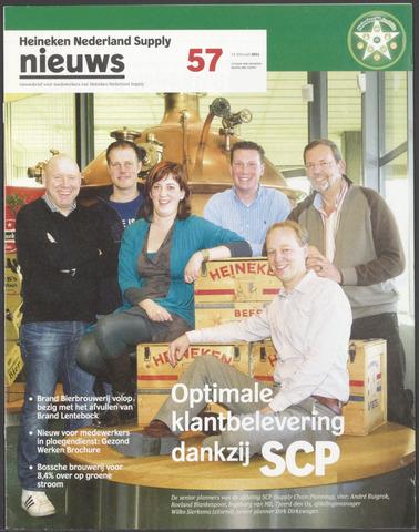 HNL - Supply Nieuws 2011-02-11