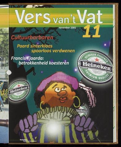 Vers van 't Vat 2002-11-01