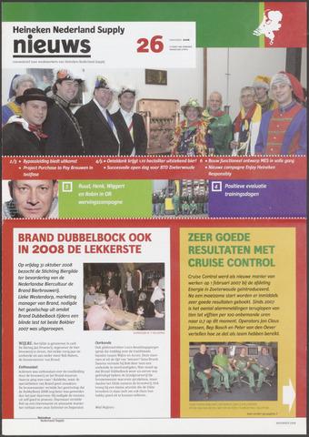 HNL - Supply Nieuws 2008-11-02