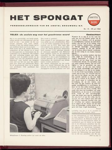 Amstel - Het Spongat 1965-07-29
