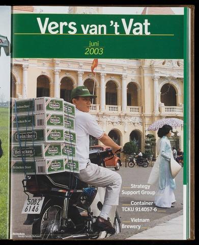 Vers van 't Vat 2003-06-01