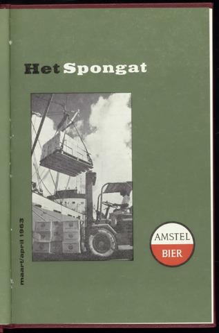 Amstel - Het Spongat 1963-02-01