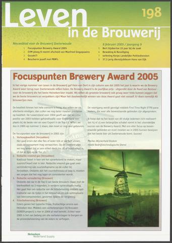 Heineken - Leven in de Brouwerij 2005-02-08