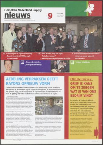 HNL - Supply Nieuws 2007-12-01