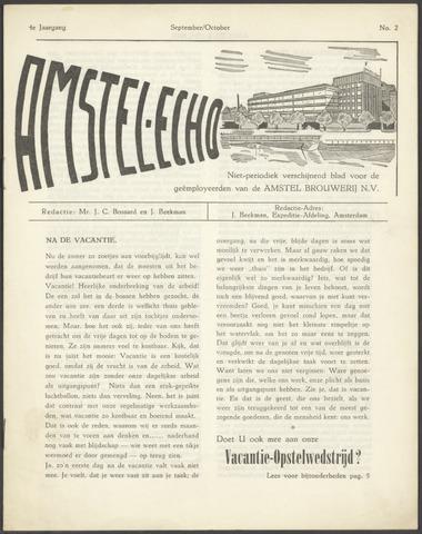 Amstel - Echo 1951-09-01