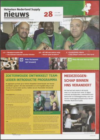 HNL - Supply Nieuws 2009