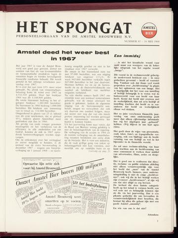 Amstel - Het Spongat 1968-05-16