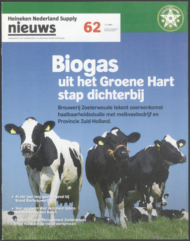 HNL - Supply Nieuws 2011-07-01