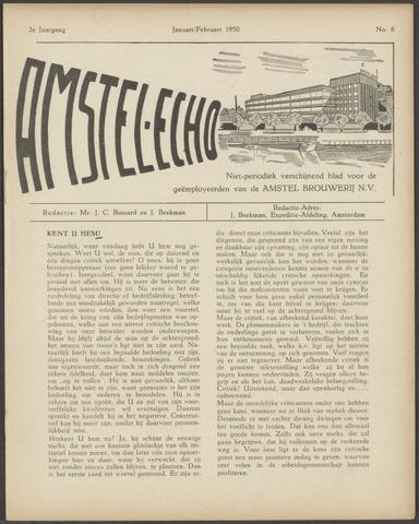 Amstel - Echo 1950-01-01