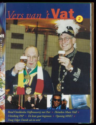 Vers van 't Vat 2001-02-01