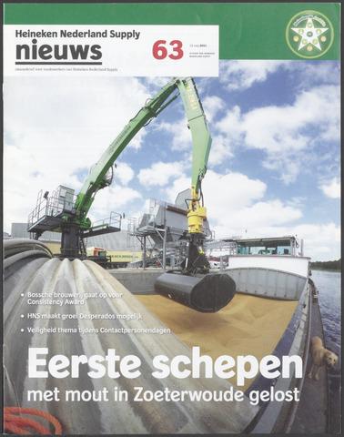 HNL - Supply Nieuws 2011-08-12