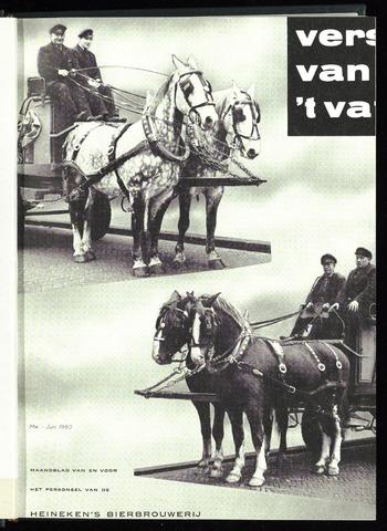 Vers van 't Vat 1960-05-01