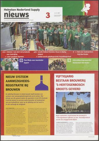 HNL - Supply Nieuws 2007-08-01