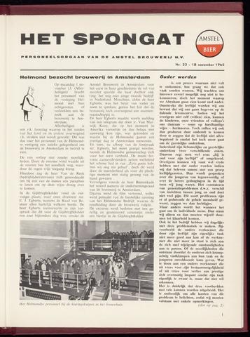 Amstel - Het Spongat 1965-11-18