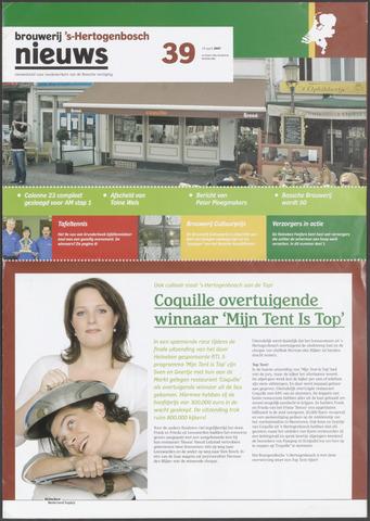 Heineken Brouwerij Nieuws 2007-04-19